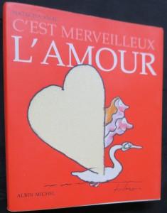 náhled knihy - C´est Merveilleux L´Amour