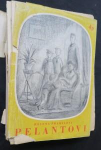 náhled knihy - Pelantovi