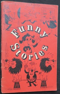 náhled knihy - Funny stories
