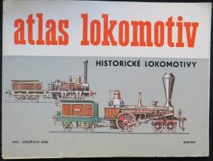 náhled knihy - Atlas lokomotiv: Historické lokomotivy