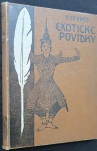 náhled knihy - Exotické povídky
