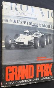 náhled knihy - Grand Prix : kniha o automobilových závodech
