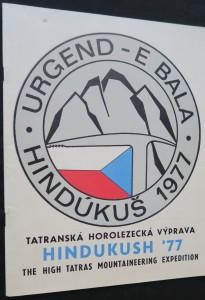 náhled knihy - Tatranská horolezecká výprava: Váchánsky Hindúkuš