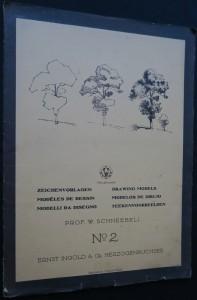 náhled knihy - Drawing models N° 2, předlohy ke kreslení