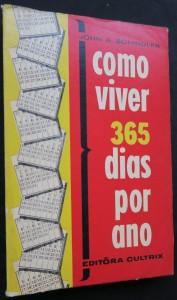 náhled knihy - Como viver 365 dias por ano