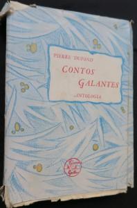 náhled knihy - Contos Galantes
