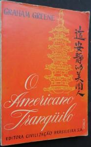 náhled knihy - O Americano Tranquilo