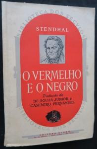 náhled knihy - O Vermelho e o negro