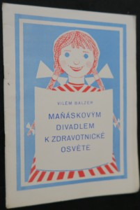 náhled knihy - Maňáskovým divadlem k zdravotnické osvětě