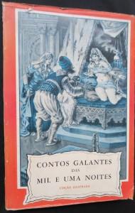 náhled knihy - Contos Galantes das Mil e uma Noites