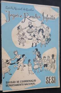náhled knihy - Jogos e Rondas Infantis