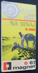 náhled knihy - Stopy míří na Sinaj