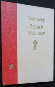 náhled knihy - české Balady