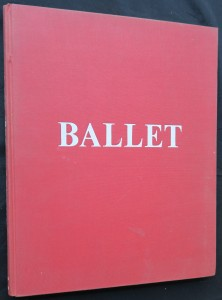 náhled knihy - Ballet of to day