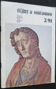náhled knihy - Dějiny a součastnost 2/1991