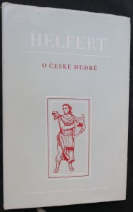náhled knihy - O české hudbě