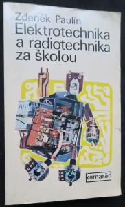 náhled knihy - Elektrotechnika a radiotechnika za školou