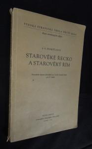 náhled knihy - Starověké Řecko a starověký Řím