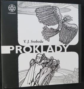 náhled knihy - Proklady (včetně autorova autogramu)
