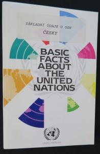 náhled knihy - Základní údaje o Organizaci spojených národů