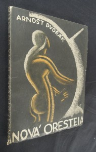 náhled knihy - Nová Oresteia : tragedie o třech dějstvích