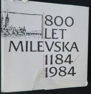 náhled knihy - 800 let Milevska : 1184-1984