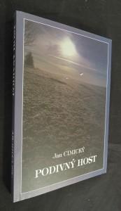 náhled knihy - Podivný host