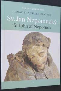 náhled knihy - Ignác František Platzer, Sv. Jan Nepomucký