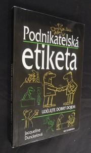 náhled knihy - Podnikatelská etiketa : udělejte dobrý dojem