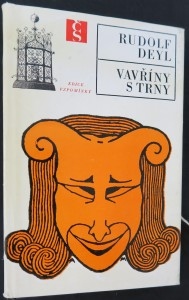 náhled knihy - Vavříny s trny : herecké podobizny