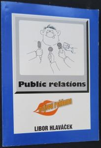 náhled knihy - Public relations nejsou reklama