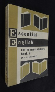 náhled knihy - Essential English for foreign students (book 4)