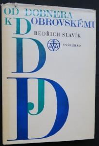 náhled knihy - Od Dobnera k Dobrovskému