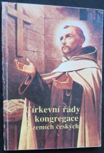 náhled knihy - Církevní řády a kongregace v zemích českých