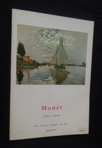 náhled knihy - Monet (1840-1883)