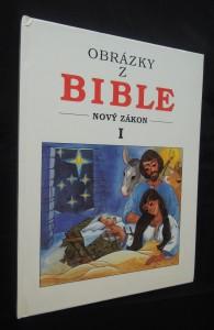 náhled knihy - Obrázky z bible : nový zákon I.