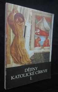 náhled knihy - Dějiny klasické církve I-III