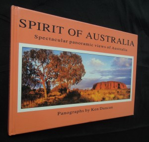náhled knihy - Spirit of Australia : Spectacular panoramic views of Australia
