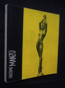 náhled knihy - Giacomo Manzù : [Obr. publ.]