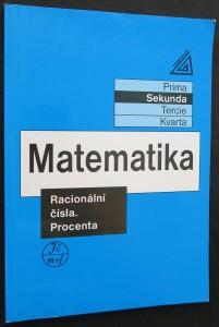 náhled knihy - Matematika : Racionální čísla, Procenta