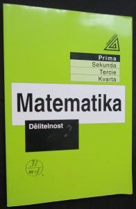 náhled knihy - Matematika : Dělitelnost