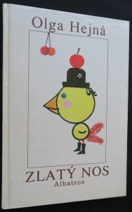 náhled knihy - Zlatý nos : výbor pohádek