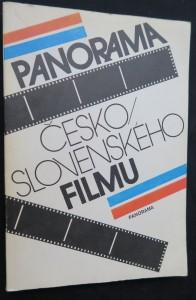 náhled knihy - Panorama československého filmu