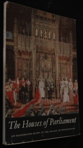 náhled knihy - The Houses of Parliament - An illustrated guide to the palace of Westminster
