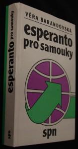 náhled knihy - Esperanto pro samouky