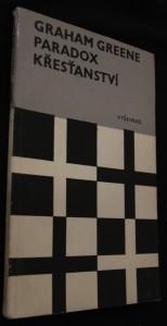náhled knihy - Paradox křesťanství