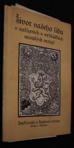 náhled knihy - Život našeho lidu v nařízeních a vyhláškách minulých století