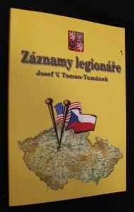 náhled knihy - Záznamy legionáře