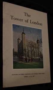 náhled knihy - The Tower of London
