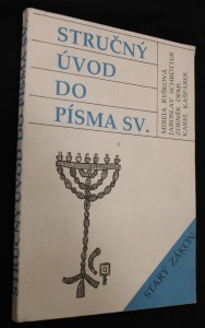 náhled knihy - Stručný úvod do Písma sv. : Starý zákon